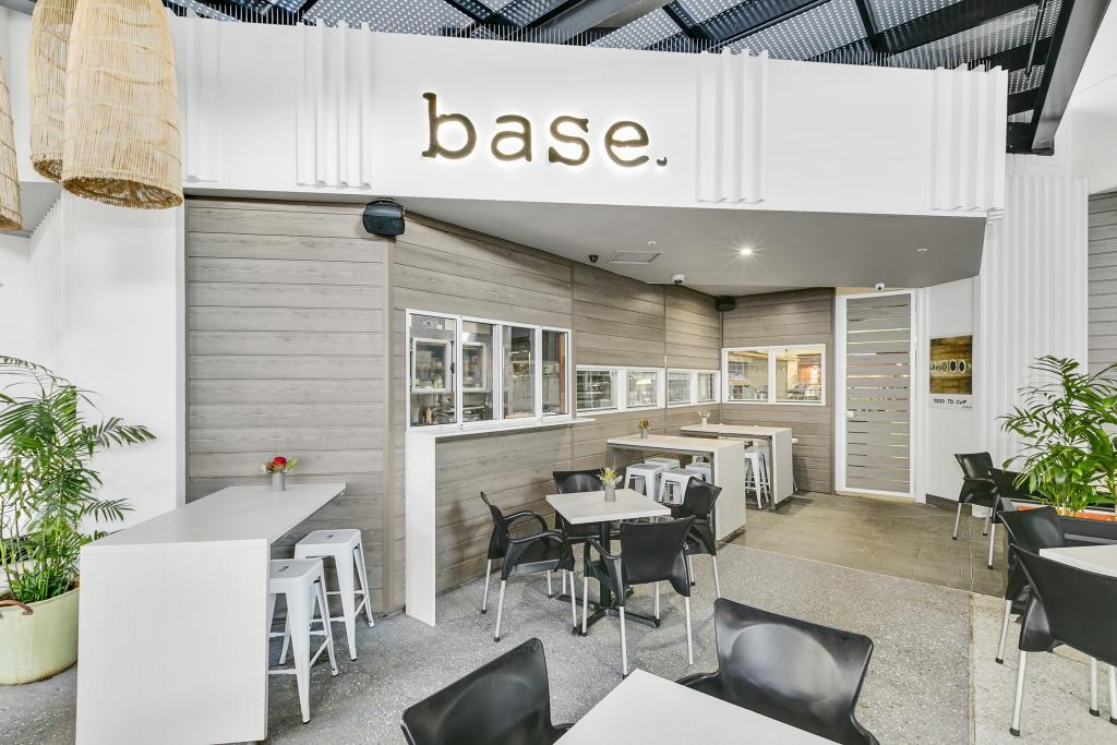 base broadbeach commercial build